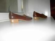 новые демисезонные женские туфли