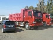 Продаём самосвалы  Howo,   Хово  наличии  в Омске ,  6х4 25 тонн