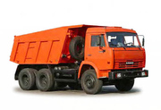 Песок,  щебень,  отсев и другое с доставкой от 1 тонны. Вывоз мусора.