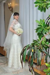 Продам (отдам напрокат) свадебное платье