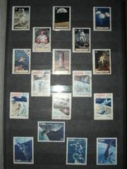 Коллекция почтовых марок в отличном состоянии