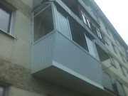 Утепленные лоджии и балконы с выносом.