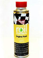 Безопасная промывка двигателя направленного действия ROIL Platinum Eng