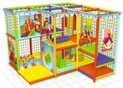 детский развлекательный комплекс  (лабиринт,  батут)
