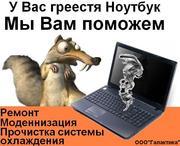Чистка ноутбука,  профессионально,  не дорого,  быстро.