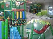 Продам действующий бизнес детский лабиринт «Джунгли»