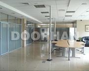 Мобильные офисные перегородки DoorHan