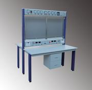 DLWD-ETBE12D730M Стенды для подготовки электромонтажников и электромон