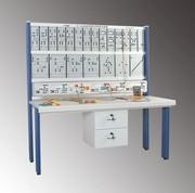 DLWD-SA2668B Стенд для изучения основ электробезопасности и правил экс