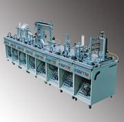 DLMPS-800A  модульная гибкая производительная  лини