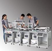 DLDS-400A модульная гибкая производительная  линия