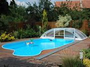 Оборудования для бассейнов,  аквапарков,  фонтанов,  хамамов,  саун и бань