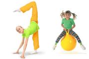 Фитнес для детей в Новосибирске!