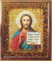 продам иконы из янтаря (ручная работа)