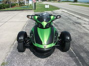 Can-Am Spyder Phantom Edition 2009