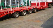 Продам низкорамный трал Atlant LBH 1060AS (пневмоход)