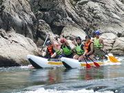 Сплавы по реке Горного Алтая – Катуни. База отдыха Лазурит. Туризм.