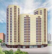 2-к квартира,  58.9  кв.м на Галущака