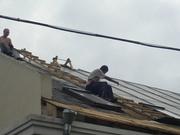 Ремонт крыши. Строительство кровли. Кровельные работы