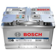 Аккумулятор BOSCH S6 AGM HighTec 70 Ah