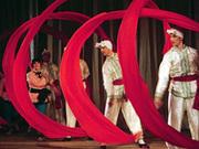 Диски с концертами ансамбля им. И. Моисеева