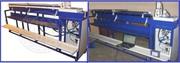установка мерной автоматической резки пластиковых,  полиуретано изделий