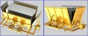 кассетная установка для производства монолитных гаражей ЖБИ