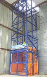 Грузовой подъемник,  лифт (складской,  ресторанный,  производственный).