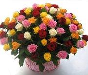Доставка цветов в Новосибирске и области
