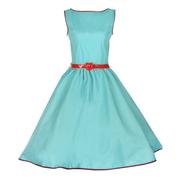 Платья в стиле 50-х!