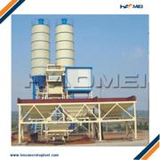 HZS25 бетонный завод производитель Китая
