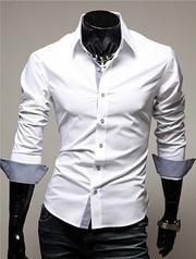 Стильная рубашка (много цветов,  всех размеров)
