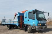 Услуги Самогруза Эвакуатора в Новосибирске