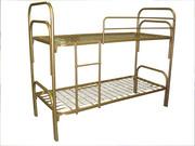 Кровати металлические для лагерей,  кровати для турбаз,  кровати оптом