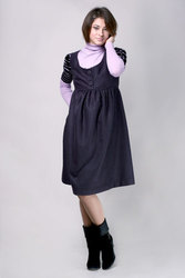 продам сарафан для беременной 48-50 рост 167-172 ткань не шёлк,  а костюмная