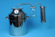 Дистиллятор(самогонный аппарат)