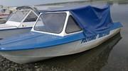 моторная лодка крым с мотором tohatsu
