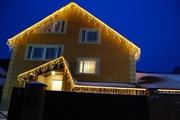 Светотехника для новогоднего оформления. Уличные электрогирлянды
