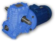 Мотор-редуктор NMRV-110,   NMRW-110,  МРЧ-100,  МЧ-100.