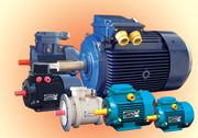 Электродвигатели трехфазные асинхронные общепромышленного назначения