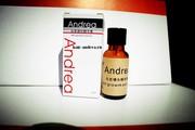 Средство против выпадения волос и укрепления Andrea Hair Growth Essens