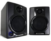 Студийные мониторы M-audio AV30 (пара)