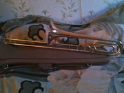 Продаётся тромбон B$S с кварт винтелем