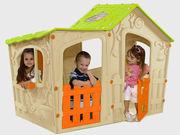 Детские игровые домики для дачи пластиковые KETER (Израиль)