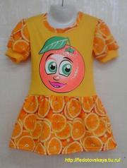 Продам детскую одежду от производителя