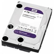 Жесткий диск WD Original SATA-III 4Tb WD40PURX Purple (5400rpm) 64Mb 3.5