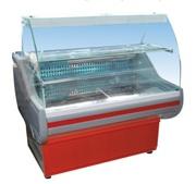 Продам холодильную витрину Иней 4 МПС,  новая