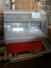 Продам холодильную витрину Нова ВХС-1, 0 , новая