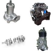 Запасные части для двигателей ММЗ от официального дилера.