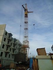 КБ-405 башенный кран грузоподъемность 10 тонн